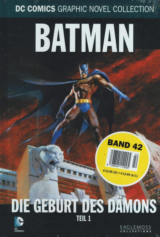 BR News: Eaglemoss lança coleção Graphic Novels do BATMAN (pág.02) DC_Comic_Graphic_Novel_Collection_42_-_Batman_id46