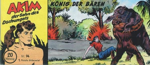 Akim 2. Serie 94-96, Nostalgiker Verlag