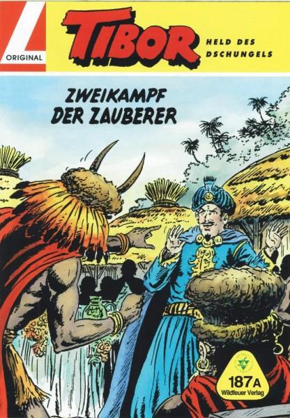 Tibor Gb 187 A (s/w Ausgabe), Wildfeuer