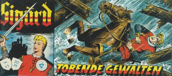 69+70 2. Serie Hethke Sigurd Piccolo