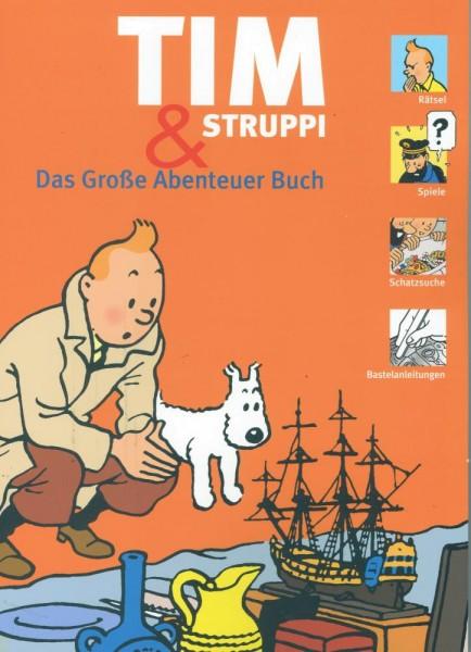 Tim und Struppi - Das große Abenteuer-Buch, Atomax