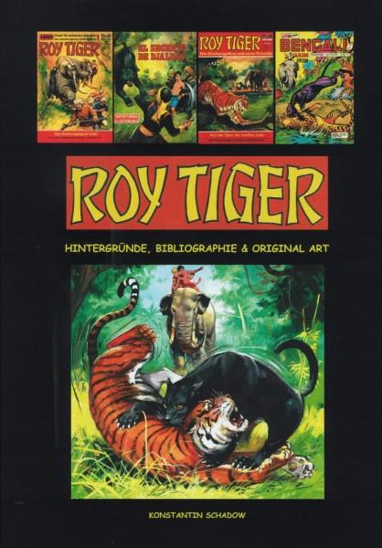 Roy Tiger Buch, Diverse