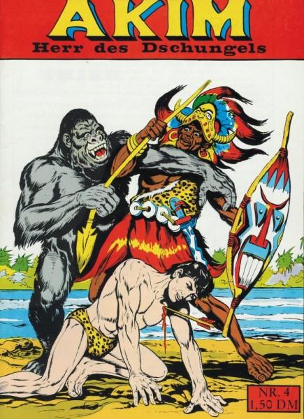 Akim - Herr des Dschungels 4 (Z0-1), Hethke