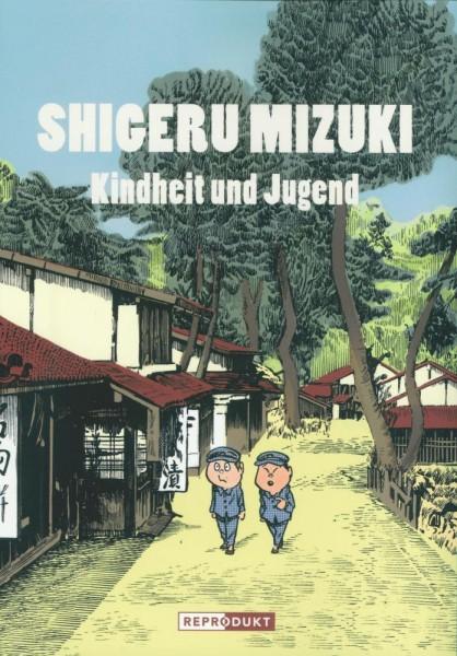 Shigeru Mizuki – Kindheit und Jugend, Reprodukt