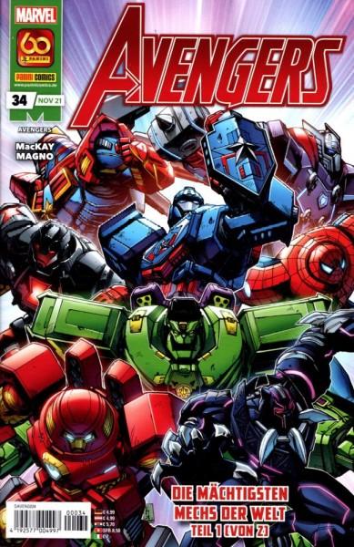 Avengers (2019) 34, Panini