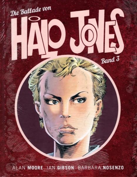 Die Ballade von Halo Jones 3, Panini
