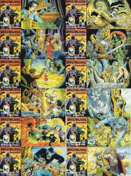 Unheimliche Geschichten 1-42, Wildfeuer