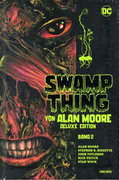 Swamp Thing von Alan Moore 2 Deluxe Edition, Panini