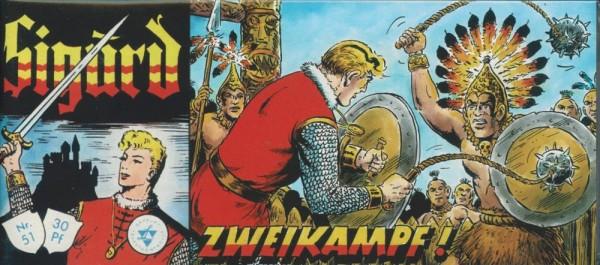 Sigurd Piccolo (2. Serie) 51+52, Hethke