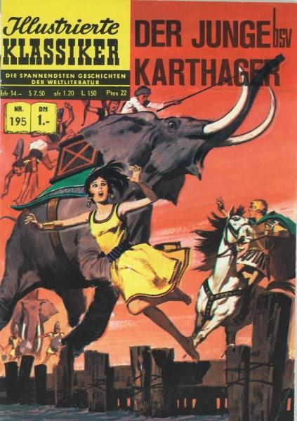 Illustrierte Klassiker 195 (Z2 HLN138), bsv
