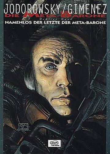 Die Meta-Barone 8 (Z0, 1. Auflage), Ehapa