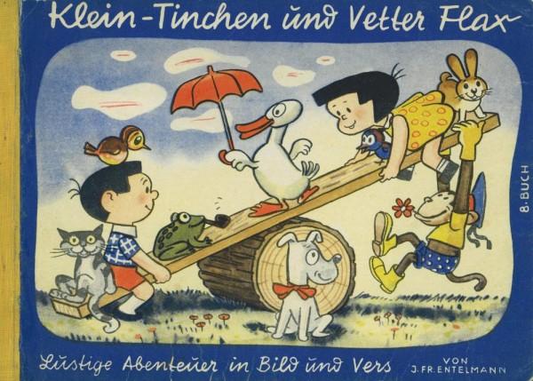 Klein-Tinchen und Vetter Flax 8 (Z1-2), Welt am Sonnabend