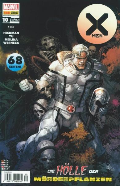 X-Men (2020) 10, Panini