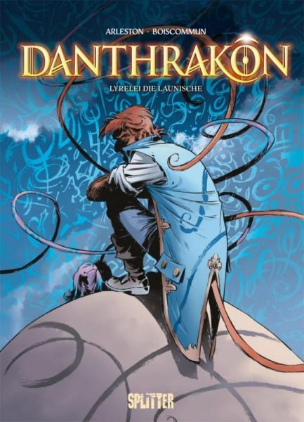 Danthrakon 2, Splitter