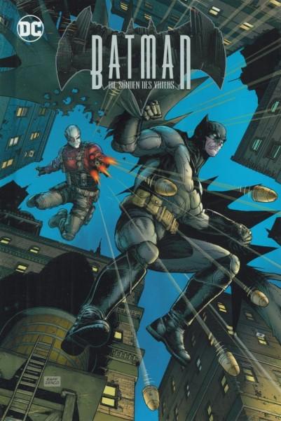 Batman - Die Sünden des Vaters (lim. 222 Expl.), Panini