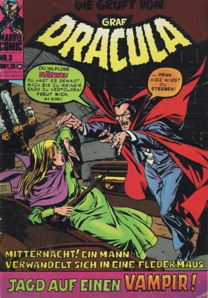 Die Gruft von Graf Dracula 3 (Z1-2), Williams