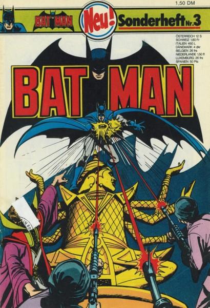 Batman Sonderheft 3 (Z1-, SM), Ehapa