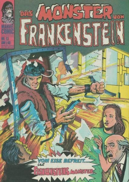 Das Monster von Frankenstein 13 (Z1), Williams