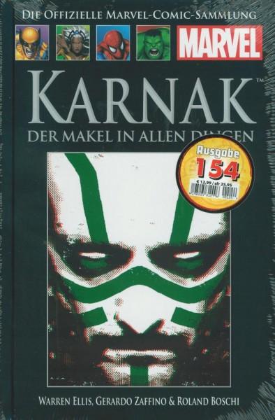 Hachette Marvel 154 - Karnak, Panini