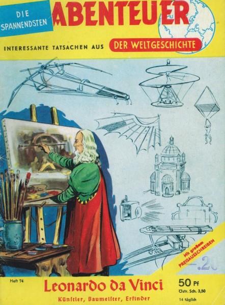 Abenteuer der Weltgeschichte 74 (Z1-2 St), Lehning