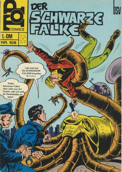 Top Comics - Der schwarze Falke 108 (Z1), bsv