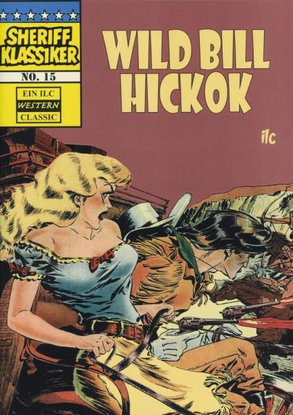 Sheriff Klassiker 15, ilovecomics Verlag
