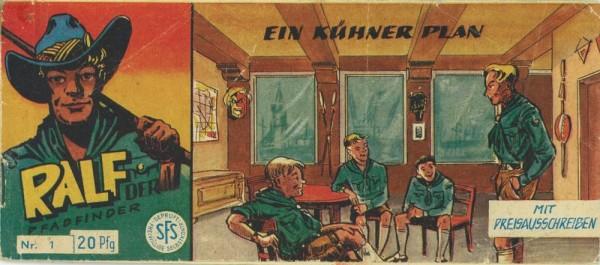Ralf der Pfadfinder 1 (Z1-2/2, SM), Lehning