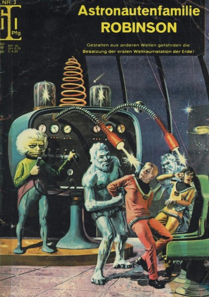 Astronautenfamilie Robinson 3 (Z2-3), bsv