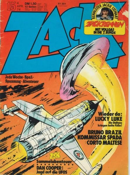 Zack 1974/15 (Z1-2), Koralle