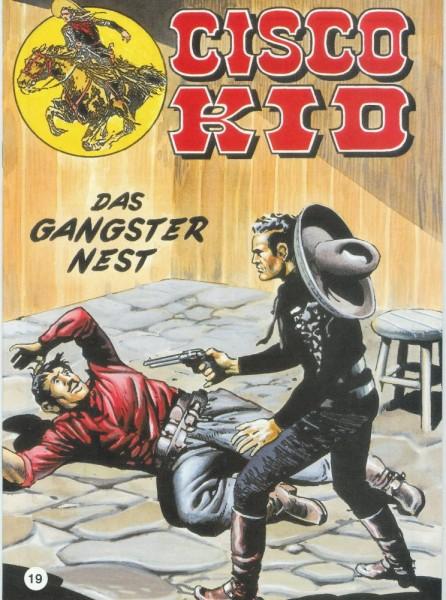 Cisco Kid 19 (Z0), CCH