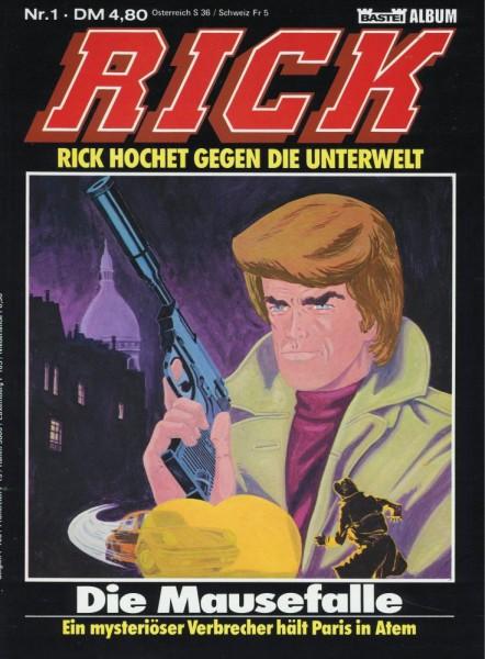 Rick 1-9 (Z0), Bastei