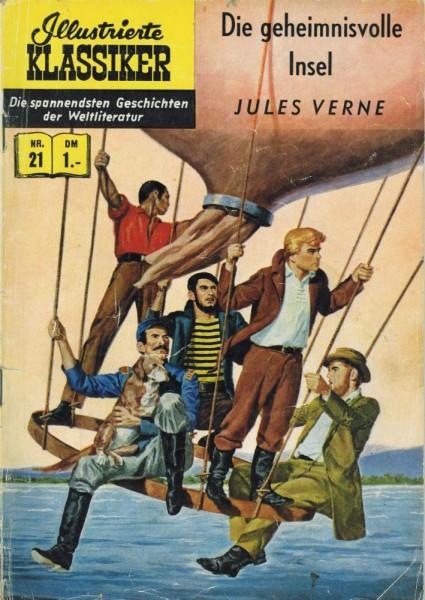 Illustrierte Klassiker 21 (Z2- HLN32), bsv