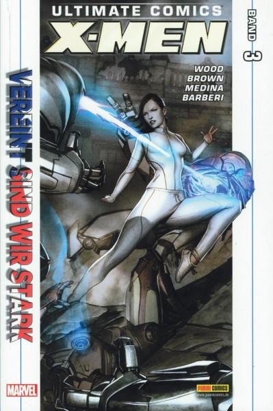 Ultimate Comics - X-Men 3, Panini