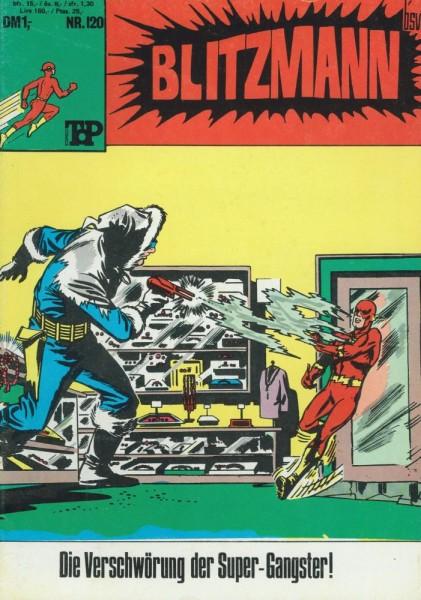 Top Comics - Blitzmann 120 (Z1-), bsv