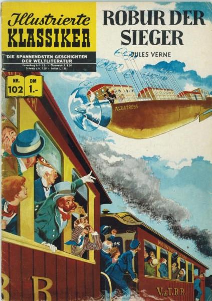 Illustrierte Klassiker 102 (Z1-2 HLN94), bsv