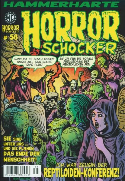 Horror Schocker 56, Weissblech