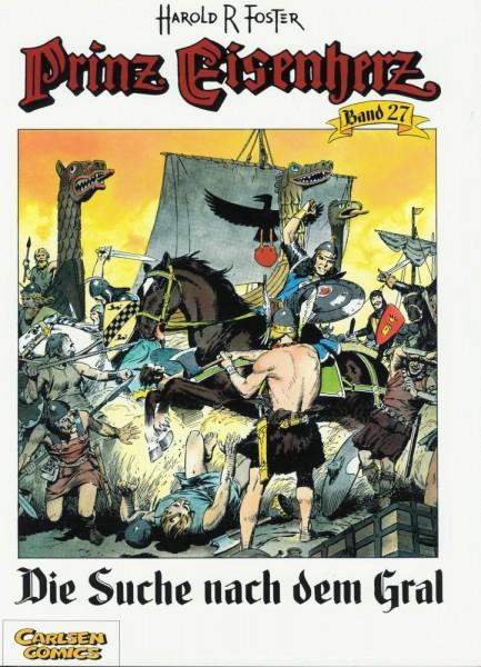 Prinz Eisenherz 27 (1. Auflage, Z0), Carlsen