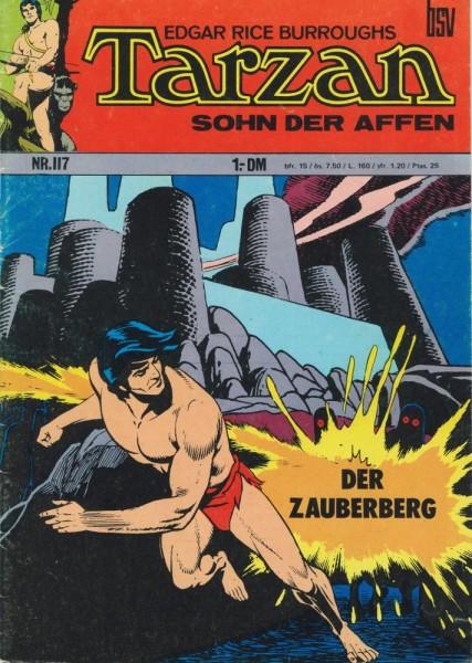 Tarzan 117 (Z1), bsv