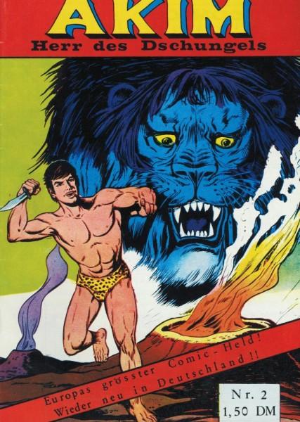 Akim - Herr des Dschungels 2 (Z0-1), Hethke