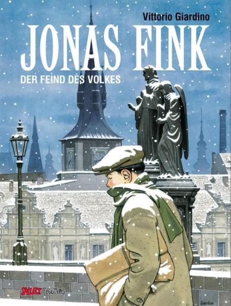 Jonas Fink 1, Salleck