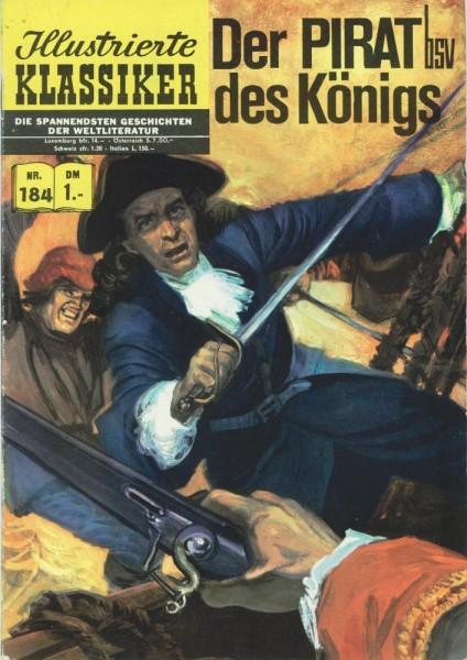Illustrierte Klassiker 184 (Z1-2 HLN138), bsv