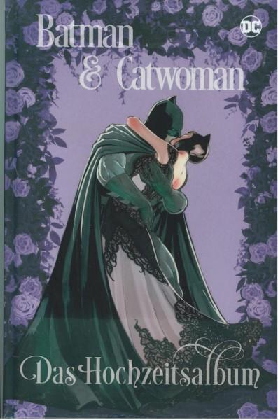 Batman & Catwoman - Das Hochzeitsalbum, Panini