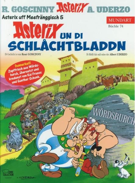 Asterix Mundart 74 (Unterfränkisch 5), Ehapa