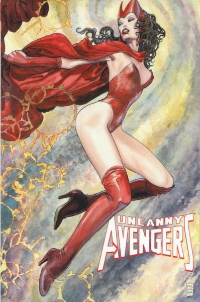 Uncanny Avengers 1 (lim. 333 Expl.), Panini
