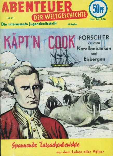 Abenteuer der Weltgeschichte 54 (Z1-), Lehning