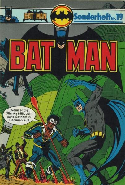 Batman Sonderheft 19 (Z1-2), Ehapa
