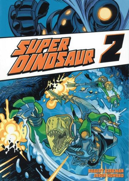 Super Dinosaur 2, Cross Cult