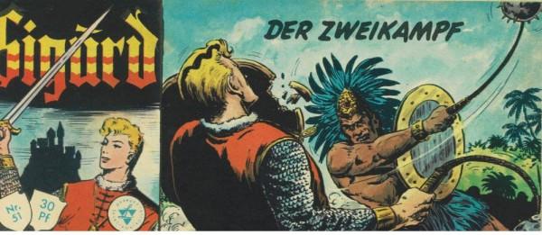 Sigurd Piccolo 51 (Z1-), Lehning