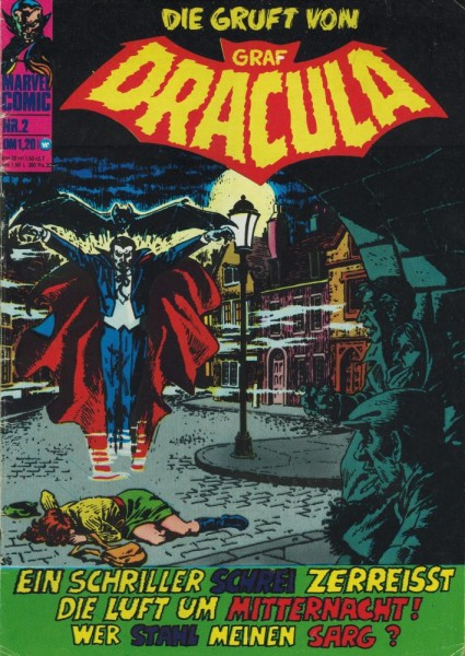 Die Gruft von Graf Dracula 2 (Z1-2), Williams