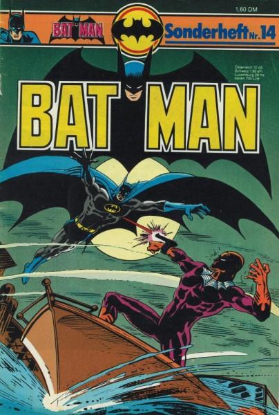 Batman Sonderheft 14 (Z1-2), Ehapa
